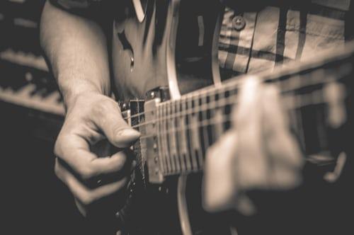 Blues på højttalerne